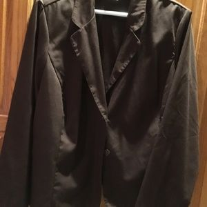 Just My Size brown jacket 26W